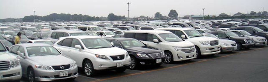 Japan Auto Auction Used Cars Export Uss Jaa Caa